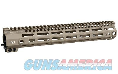 "Midwest Industries Gen 3 M-Series, Handguard, Fits AR Rifles, 12"", M-LOK, Flat Dark Earth Finish MI-G3M12-FDE  Non-Guns > Gun Parts > Misc > Rifles"