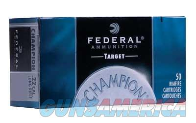 Federal GameShok, 22WMR, 40 Grain, Full Metal Jacket, 50 Round Box 737  Non-Guns > Ammunition