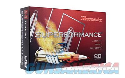 Hornady Superformance Ammunition  30-06  150 Grain  SST  20 Round Box 81093 - $9 Flat Rate Shipping on ANY Size Order  Non-Guns > Ammunition