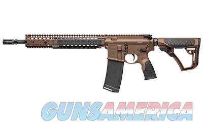 DD M4A1 556NATO 14.5PB BROWN 32RD  Guns > Rifles > Daniel Defense > Complete Rifles