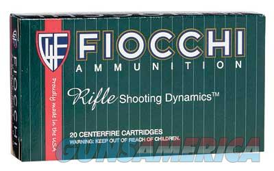Fiocchi Ammunition Rifle, 22-250, 55 Grain, V-Max, 20 Round Box 22250HVD  Non-Guns > Ammunition