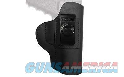 Tagua Super Soft Inside the Pants Holster, Fits Glock 26/27/33, Left Hand, Black Leather SOFT-330  Non-Guns > Holsters and Gunleather > Other