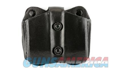 DESANTIS DBL MAG PCH FOR GLK17/19 BK  Non-Guns > Holsters and Gunleather > Other