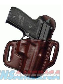 Don Hume H721OT Holster, Fits Glock 19/23/32, Right Hand, Brown Leather J336058R  Non-Guns > Holsters and Gunleather > Other