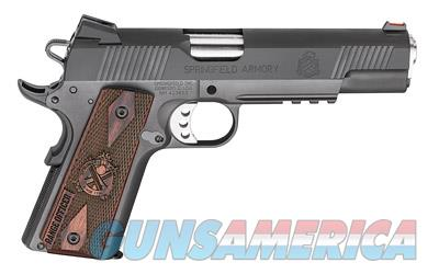 "Springfield Range Officer, 1911 Pistol, 45ACP, 5"" Match Grade Barrel, Parkerized Finish, Stainless Steel, Cocobolo Grips, Fiber Optic Front and Low Profile Combat Rear Sights, 7Rd, 2 Magazines PI9131L  Guns > Pistols > Springfield Armory Pistols > 1911 Type"