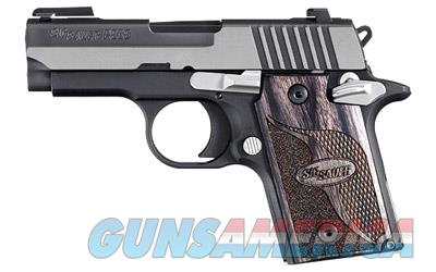 "SIG P938EQ 9MM 6RD 3"" DT TG/NS WD  Guns > Pistols > Sig - Sauer/Sigarms Pistols > P938"
