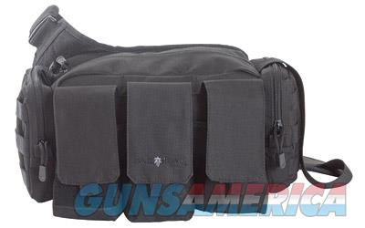 "Allen Edge Bail Out Range Bag Black Nylon Finish 15""X9""x6"" 800 Cubic Inches - FREE SHIPPING  Non-Guns > Gun Cases"