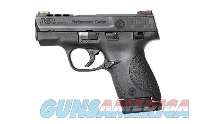"S&W SHIELD PC 40SW 3.1"" 7&8RD PTDFOS  Guns > Pistols > Smith & Wesson Pistols - Autos > Shield"