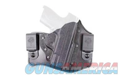 "Desantis Intruder Inside The Pant Holster, Fits Springfield XDS 3.3"", Right Hand, Black Leather and Kydex 105KAY1Z0  Non-Guns > Holsters and Gunleather > Other"