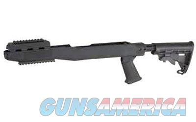 Tapco, Inc. Intrafuse Stock, Fits SKS 6-Position Bottom Rail, Black 16757  Non-Guns > Gun Parts > Stocks > Polymer