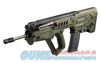 "IWI US, Inc Tavor X95, Semi-automatic, 223 Rem, 556NATO, 18"" Barrel, OD Green Finish, Bullpup, 1 Mag, 30Rd, Adjustable Sights XG18  Guns > Rifles > IWI"