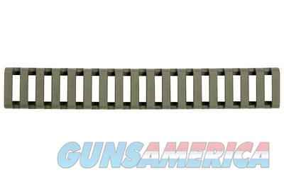 Ergo Grip Rail Protector, Rail Covers, Fits 18 Slot Ladder, OD Green Finish 4373-3PKOD  Non-Guns > Gun Parts > Grips > Other