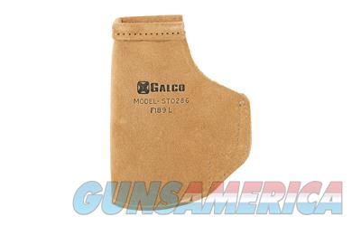 GALCO STOW-N-GO FOR GLK 26/27 RH NAT  Non-Guns > Holsters and Gunleather > Other