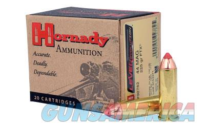 Hornady LeverEvolution, 44MAG, 225 Grain, FlexTip, 20 Round Box 92782  Non-Guns > Ammunition