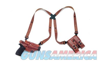 Galco Miami Classic Shoulder Holster, Fits Glock 17/19/22/23/26/27/31/32/33, Right Hand, Tan Leather MC224  Non-Guns > Holsters and Gunleather > Other
