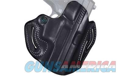 Desantis Speed Scabbard Belt Holster, Fits Glock 20,21,29,30, Right Hand, Black Leather 002BAN7Z0  Non-Guns > Holsters and Gunleather > Other
