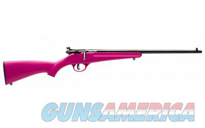 "SAV RASCAL 22LR 16 1/8""  YOUTH BL PK  Guns > Rifles > Savage Rifles > Standard Bolt Action > Sporting"
