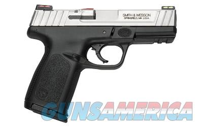 "S&W SD9VE 9MM 10RD 4"" DT FO 2MGS CA  Guns > Pistols > Smith & Wesson Pistols - Autos > Polymer Frame"