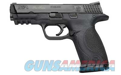 "S&W M&P PRO 9MM 4.25"" BLK 17RD NS  Guns > Pistols > Smith & Wesson Pistols - Autos > Polymer Frame"
