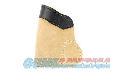 DESANTIS POCKET-TUK FOR GL 17 RH NAT  Non-Guns > Holsters and Gunleather > Other