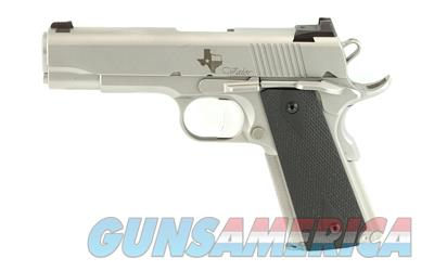 "D WES VAL TX 45ACP 4.25"" 8RD STS NS  Guns > Pistols > Dan Wesson Pistols/Revolvers > 1911 Style"