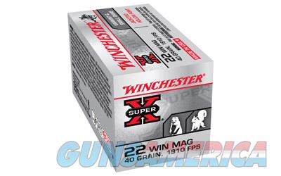WIN SPRX 22WMR 40GR JHP 50/2000  Non-Guns > Ammunition