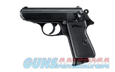 "WAL PPK/S 22LR 3.35"" 10RD BLK FS  Guns > Pistols > Walther Pistols > Post WWII > PPX"
