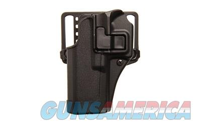 BLACKHAWK! CQC SERPA Holster With Belt and Paddle Attachment, Fits Glock 29/30/39, Left Hand, Black 410530BK-L  Non-Guns > Holsters and Gunleather > Other