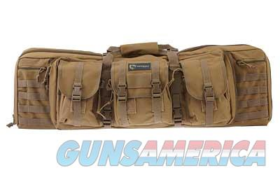 "DRAGO GEAR 36"" DOUBLE GUN CASE TAN  Non-Guns > Ammunition"