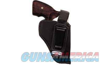 "Uncle Mike's Nylon Inside the Pant Holster, With Strap, Size 0, Small Revolver With 3"" Barrel, Left Hand, Black 7600-2  Non-Guns > Holsters and Gunleather > Other"