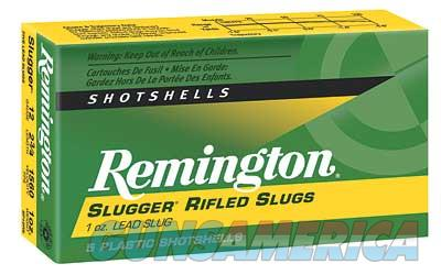 "Remington Slugger 12ga 2.75"" 1 oz 50 Shot Shell Rounds  Ammunition 20300 - $9 Flat Shipping Rate ANY Size Order  Non-Guns > Ammunition"