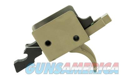 CMC AR-15 MATCH TRIGGER CURVED FDE  Non-Guns > Gun Parts > Grips > Other
