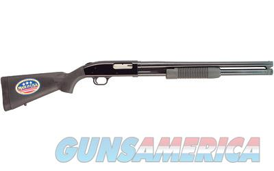 MSBRG 500 PRS 12/20/SYN & PG 8SHOT  Guns > Shotguns > Mossberg Shotguns > Pump > Sporting