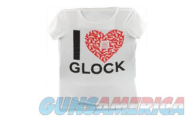 GLOCK OEM I LOVE GLOCK WHT S  Non-Guns > Hunting Clothing and Equipment > Clothing > Pants