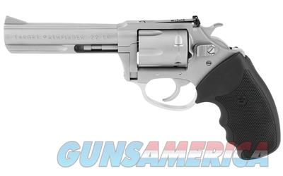 "CHARTER ARMS PATHFINDER 22LR SS 4.2""  Guns > Pistols > Charter Arms Revolvers"