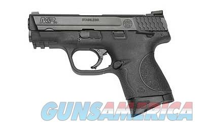"S&W M&P 9MM 3.5"" BLK 12RD MS  Guns > Pistols > Smith & Wesson Pistols - Autos > Polymer Frame"