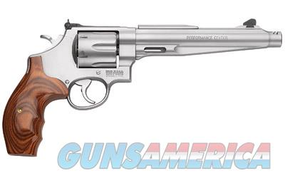 "S&W 629PC 44MAG CMPD HNTR 7.5"" STNLS  Guns > Pistols > Smith & Wesson Revolvers > Full Frame Revolver"