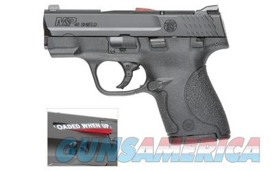 "Smith & Wesson 9 Shield 9mm 3.1"" Barrel Black Finish 7&8rd Thumb Safety 187021 - CALIFORNIA APPROVED - New In Bx  Guns > Pistols > Smith & Wesson Pistols - Autos > Shield"