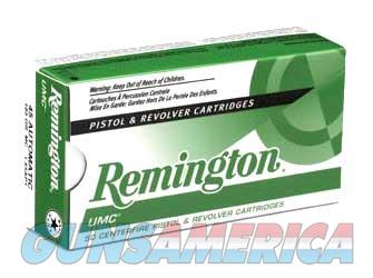 Remington UMC, 10MM, 180 Grain, Full Metal Jacket, 50 Round Box 23706  Non-Guns > Ammunition