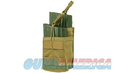 BLACKHAWK! Tier Stacked Magazine Pouch, For 20Rd M14, OD Green 37CL119OD  Non-Guns > Holsters and Gunleather > Other