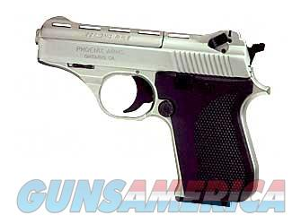 Phoenix Arms HP-22A .22lr .22 Long Rifle 10rd Nickle Finish 22ANB - NEW IN BOX   Guns > Pistols > Phoenix Pistols