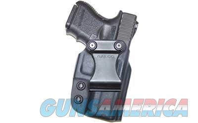 Galco Triton Inside the Pant Holster, Fits Glock 26/27/33, Right Hand, Black TR286  Non-Guns > Holsters and Gunleather > Other