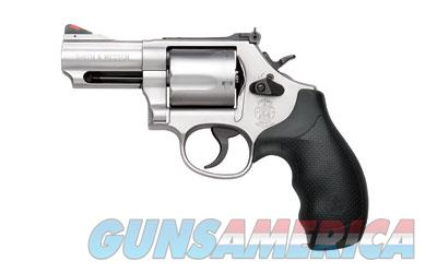 "S&W 69 2.75"" 44MAG 5RD STS AS RBR  Guns > Pistols > Smith & Wesson Revolvers > Med. Frame ( K/L )"