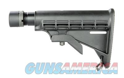 ACE ACE M4 Stock, For M4, 6 Position, Includes CAR Stock Adapter to Work with the Ace Receiver Blocks and Folders A311  Non-Guns > Gun Parts > Stocks > Polymer