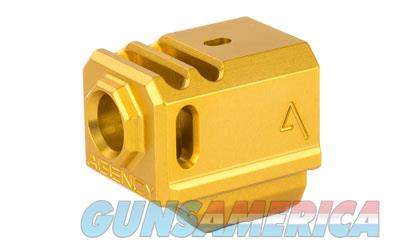 AGENCY 417 COMPENSATOR GEN4 GLD  Guns > Rifles > AR-15 Rifles - Small Manufacturers > Complete Rifle