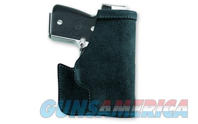 Galco Pocket Protector Holster, Fits Glock 43, Ambidextrous, Black Leather PRO600B  Non-Guns > Holsters and Gunleather > Other