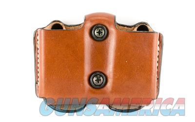 DESANTIS DBL MAG POUCH FOR GLK26 TAN  Non-Guns > Holsters and Gunleather > Other