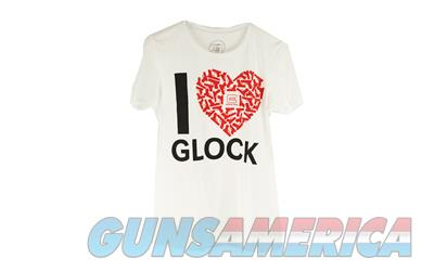 GLOCK OEM I LOVE GLOCK WHT L  Non-Guns > Hunting Clothing and Equipment > Clothing > Pants