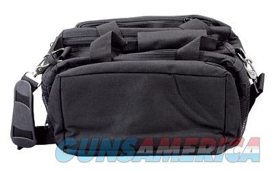 BULLDOG RANGE BAG DLX W/STRAP BLK  Non-Guns > Miscellaneous
