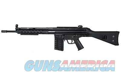 "PTR Industries PTR-91 FR, Semi-automatic Rifle, 308 Win, 18"" Barrel, Black Finish, Fixed Stock, 20Rd, Tactical Handguard w/6"" Rail, Welded Scope Mount, Removable 5/8X24 Flash Hider, 1-20Rd Magazine PTR102  Guns > Rifles > PQ Misc Rifles"